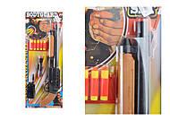 Игровой набор с оружием Bodyquard (дробовик, мягкие пули, прицел, рация), 922, фото