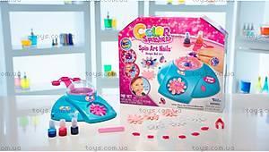 Игровой набор Color Splasherz Spin Art Nails, 56550, отзывы