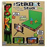 Игровой набор для анимационного творчества STIKBOT S1 «Студия Z-SCREEN», TST617, фото