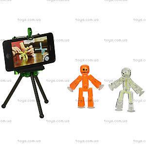 Игровой набор для анимационного творчества STIKBOT S1 «Студия», TST615, цена