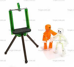 Игровой набор для анимационного творчества STIKBOT S1 «Студия», TST615, детские игрушки