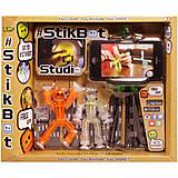 Игровой набор для анимационного творчества STIKBOT S1 «Студия», TST615, фото