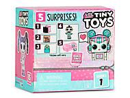 """Игровой набор L.O.L SURPRISE! серии """"Tiny Toys"""" - Крошки, 565796, набор"""