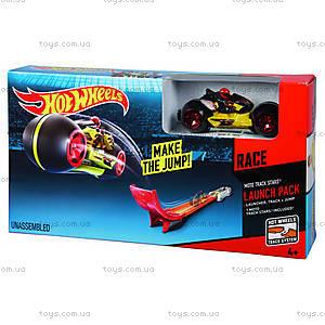 Игровой набор «Мотопрыжок» серии «Моторейсеры» Hot Wheels, BGX57, купить