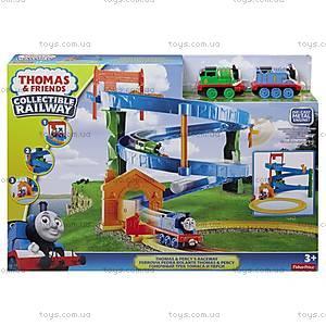 Игровой набор «Гонки Томаса и Перси» из серии «Томас и друзья», BHR97, отзывы