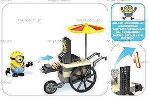Игровой набор «Миньоны в городе» Mega Bloks, CNF50, фото
