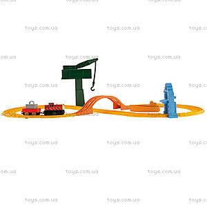Игровой набор «Солти и Кренки на причале» из серии «Томас и друзья», BHR95, фото