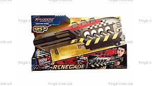 Игровой бластер  Xploderz Renegade FireStorm, 45255