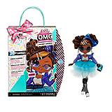 """Игровой набор с куклой L.O.L. SURPRISE! серии """"O.M.G."""" - Именинница, 576365, тойс"""