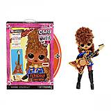 """Игровой набор с куклой L.O.L. SURPRISE! серии """"O.M.G. Remix Rock"""" - Фурия, 577591, тойс"""