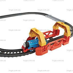 Игровой набор «Построй свою железную дорогу» серии «Паровозик Томас», CDB57, фото