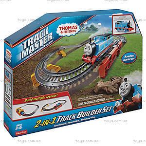 Игровой набор «Построй свою железную дорогу» серии «Паровозик Томас», CDB57