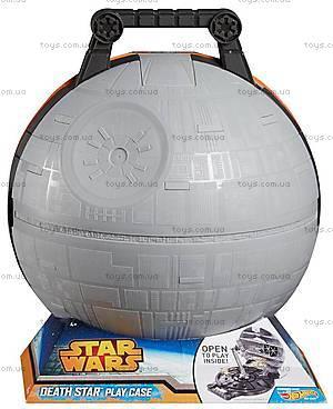 Игровой набор Hot Wheels «Звезда смерти» серии Star Wars, CGN73