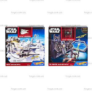 Игровой набор «Звездные Войны» Hot Wheels, CGN33