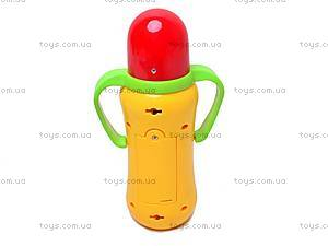Игрушечная бутылочка для кормления, 6802N, фото