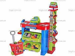 Игрушечная детская кухня, музыкальная, 008-85