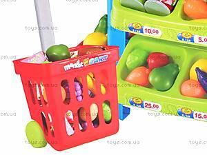 Игрушечная детская кухня, музыкальная, 008-85, фото