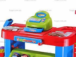 Игрушечная детская кухня, музыкальная, 008-85, детские игрушки