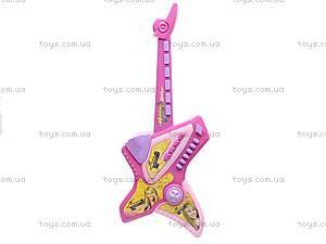 Игрушечная гитара детская, 1155, отзывы