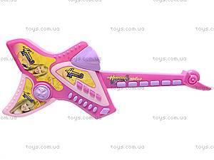 Игрушечная гитара детская, 1155, цена