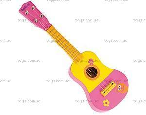 Игрушечная гитара для девочек, 5012
