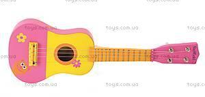 Игрушечная гитара для девочек, 5012, купить