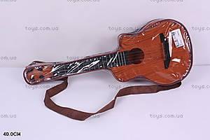 Игрушечная гитара, в сумке, 201
