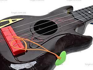 Игрушечная гитара в сумке, 6803 B1/B2/B6, цена