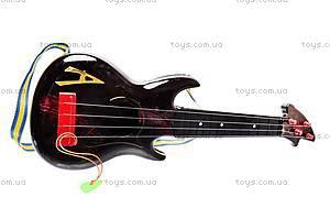 Игрушечная гитара в сумке, 6803 B1/B2/B6, игрушки