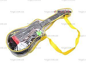 Игрушечная гитара в сумке, 6803 B1/B2/B6