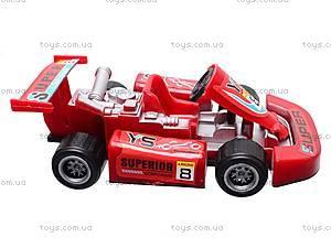Игрушечная гоночная машинка, 6688-100, купить