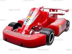 Игрушечная гоночная машинка, 6688-100, фото