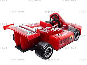 Игрушечная гоночная машинка, 6688-100, отзывы