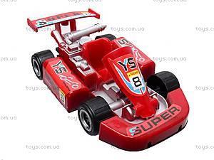 Игрушечная гоночная машинка, 6688-100, цена