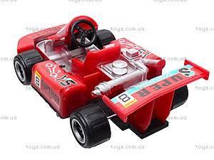 Игрушечная гоночная машинка, 6688-100, детские игрушки
