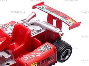 Игрушечная гоночная машинка, 6688-100, магазин игрушек