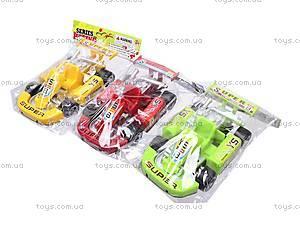 Игрушечная гоночная машинка, 6688-100