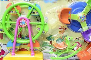 Игрушечная игровая площадка «Happy Garden», 2240-8, игрушки