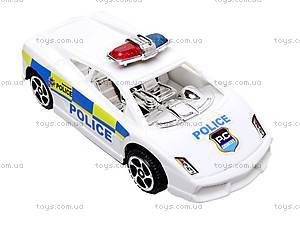Игрушечная инерционная машина «Полиция», AA896, фото