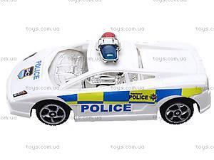 Игрушечная инерционная машина «Полиция», AA896, отзывы