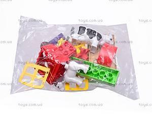 Игрушечная железная дорога для детей, 6188B-rus, детские игрушки