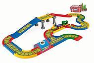 Игрушечная железная дорога Kid Cars, 51711, фото