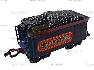 Игрушечная железная дорога, пускающая дым, 556, фото