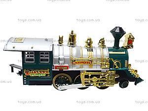 Игрушечная железная дорога, пускающая дым, 556, отзывы