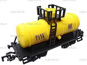Игрушечная железная дорога, пускающая дым, 556, цена