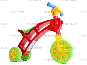 Игрушечная каталка «Ролоцикл», 3220, фото