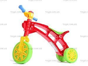 Игрушечная каталка «Ролоцикл», 3220, игрушки