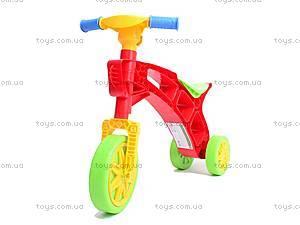Игрушечная каталка «Ролоцикл», 3220, магазин игрушек