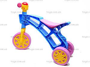 Игрушечная каталка «Ролоцикл», 3220, toys.com.ua