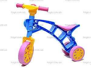 Игрушечная каталка «Ролоцикл», 3220, toys